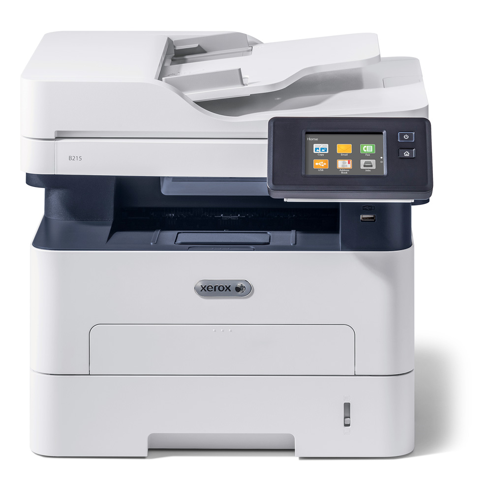 Review of Xerox B215